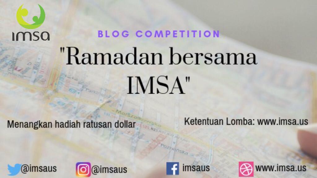 Lomba Blog Ramadan Bersama IMSA