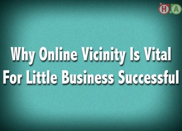 Online Vicinity Vital Business Successful