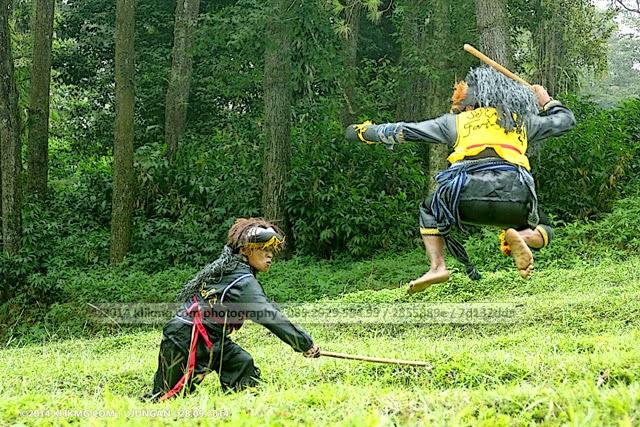 Ujungan Kisah dan Foto Aksinya ada disini | Foto oleh : klikmg.com fotografer Purwokerto