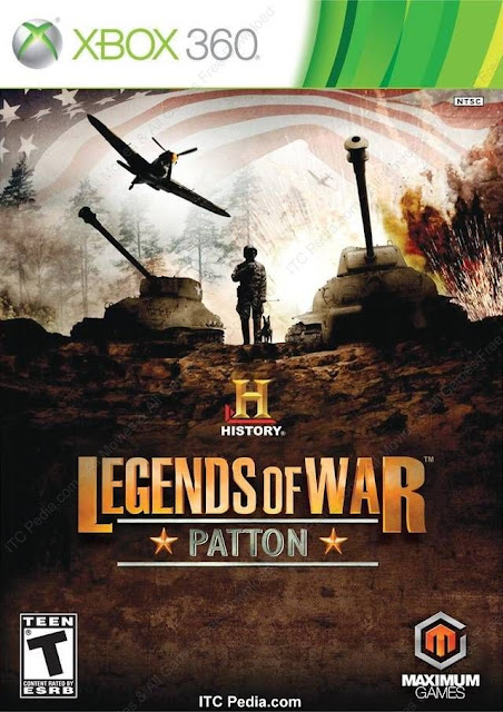 History Legends of War PAL XBOX360 - STRANGE