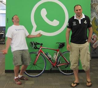 Entrevista a los Creadores de WhatsApp