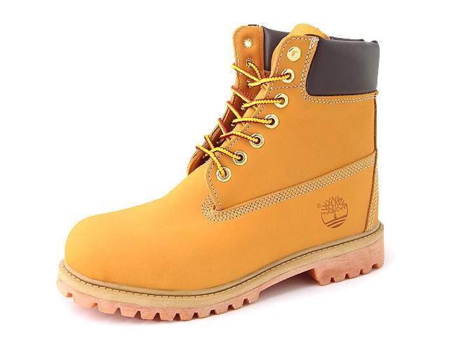 Timberland Boots Yellow1