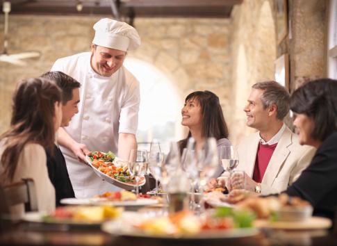 Restaurants bar operations in pr eat drink serve for Chef en frances