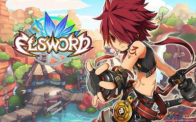Elsword Rune Slayer Background 1280 x 800