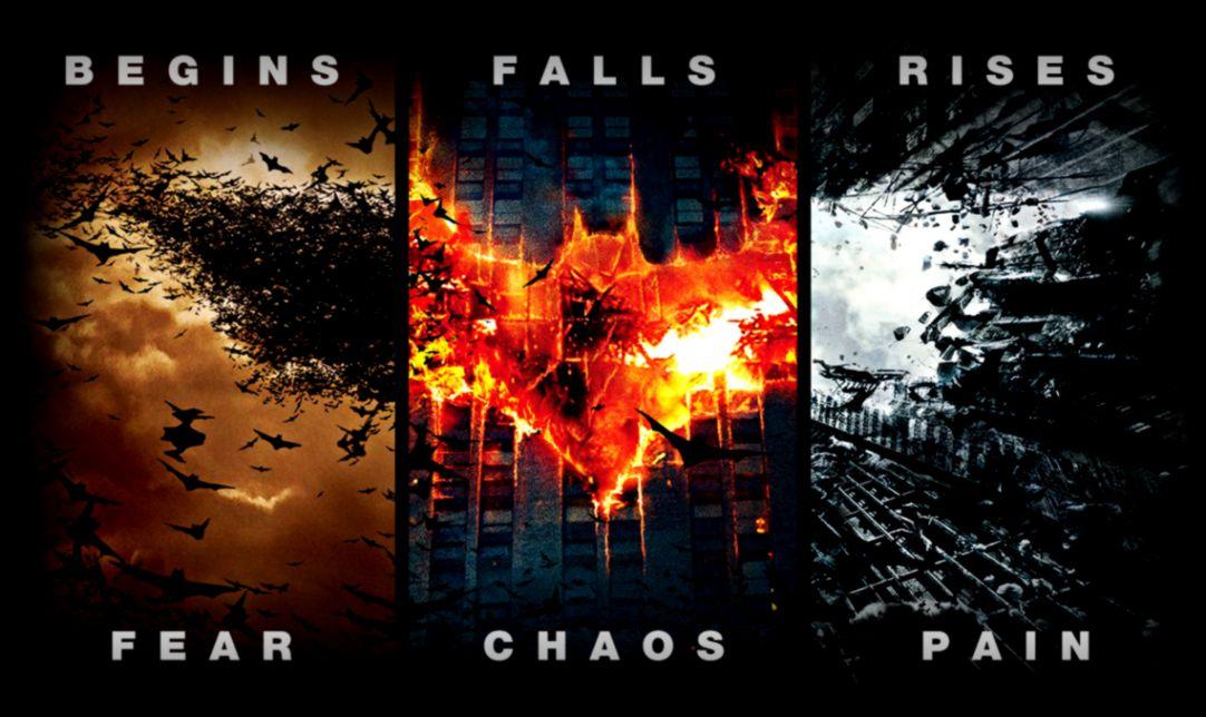 The Dark Knight Trilogy Poster by xFranticx on DeviantArt