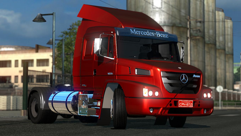 Mercedes-Benz Atron Ets2_00021