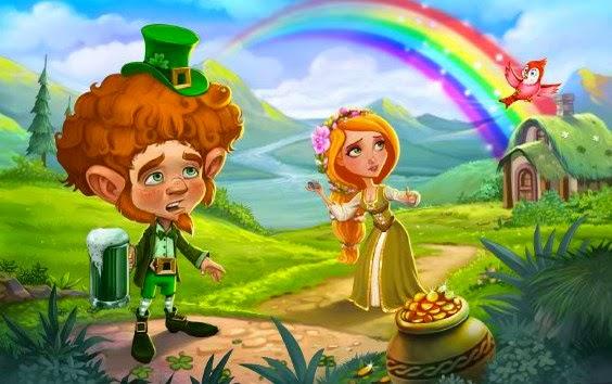 Saint Patrick's Day, Lucky Leprechauns, part 3