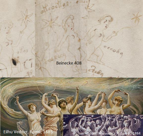 ellie velinska the voynich manuscript the nymphs of