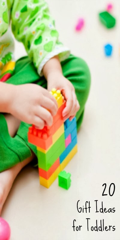 20 Gift ideas for toddlers