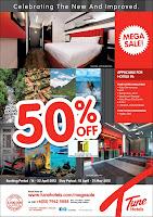 Tune Hotel Mega Sale 2012