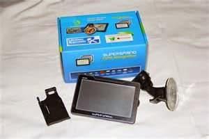 1. GPS Tracker Superspring VT90E