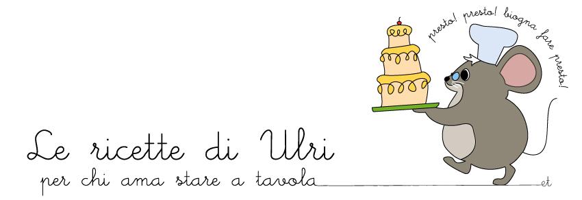 Le ricette di Ulri