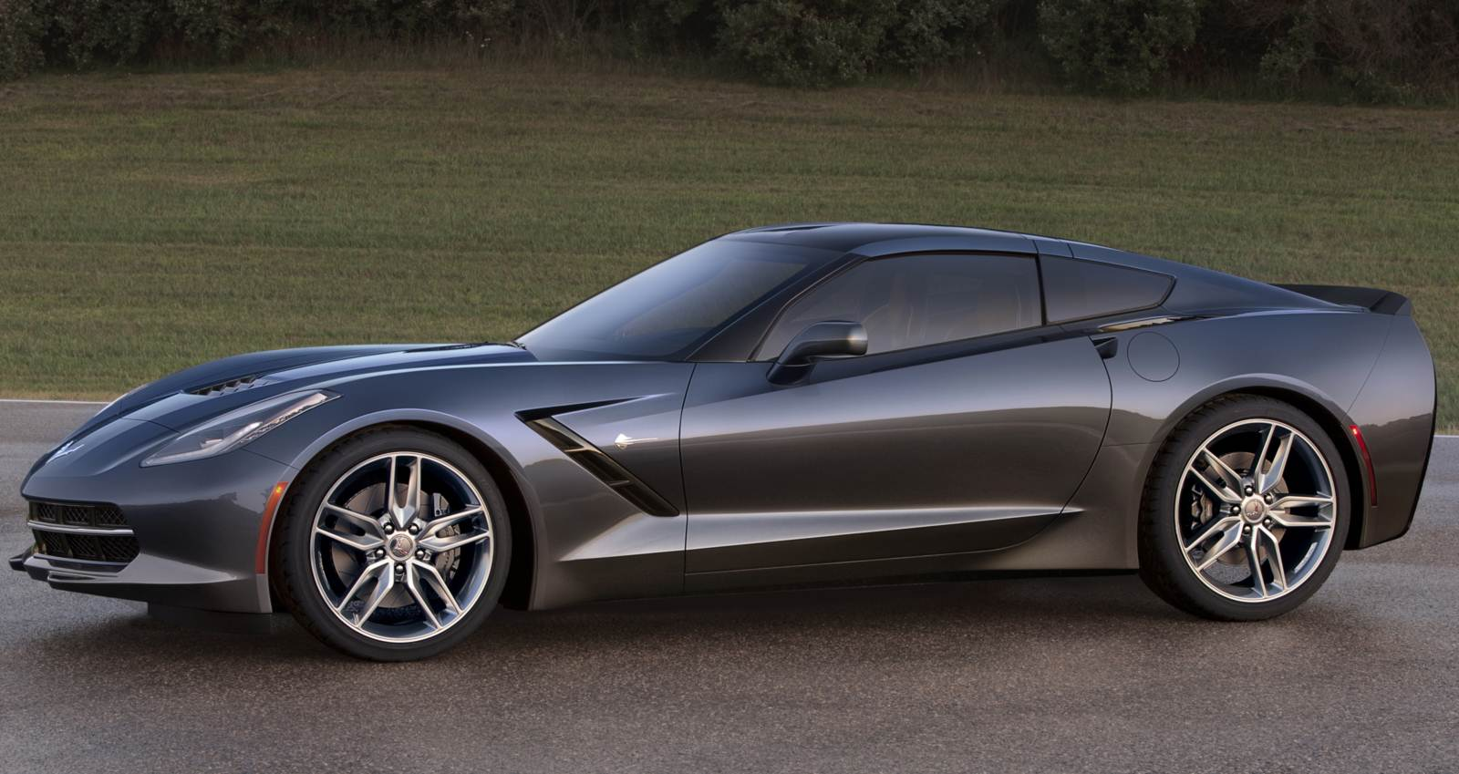 chevrolet corvette stingray 2014 fotos e informa es. Black Bedroom Furniture Sets. Home Design Ideas