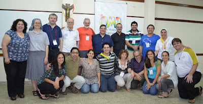 JM presente no Encontro de diretores e secretários das POM do Cone Sul, no Paraguai