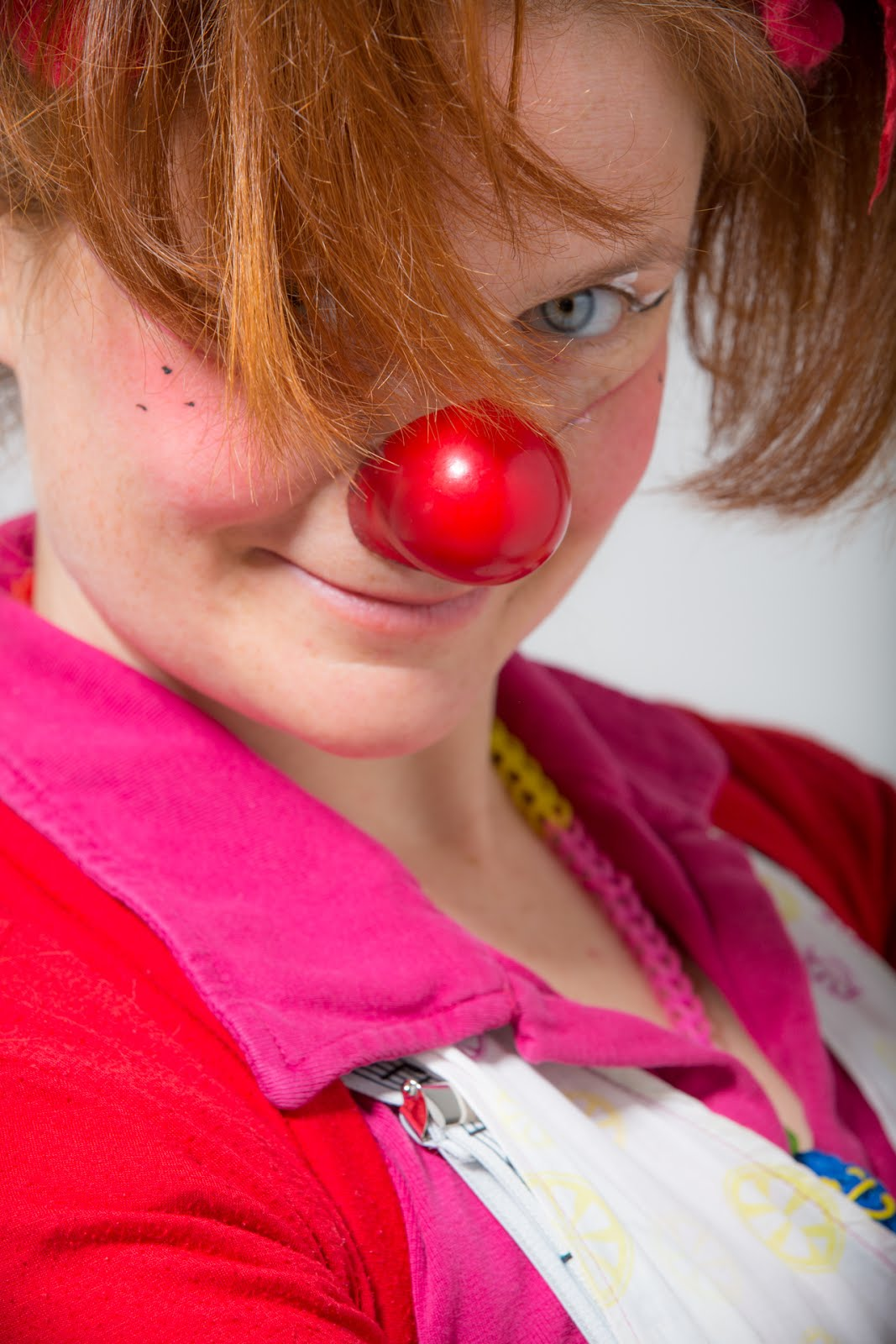 Guten Tag, darf ich vorstellen: meine Clownigkeit, Clownin Tilotamma!