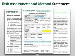 Work method statement template electrical work39s method statements pronofoot35fo Images