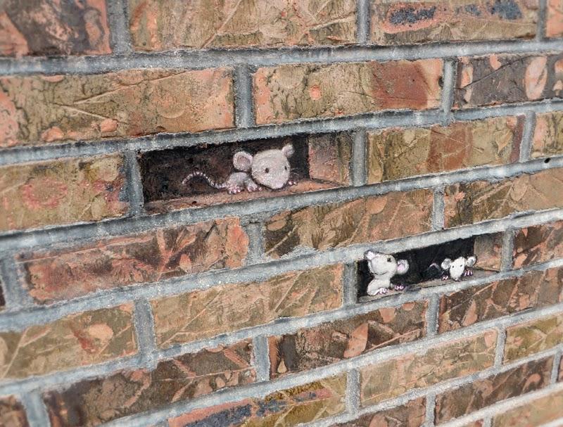 Мыши в городе