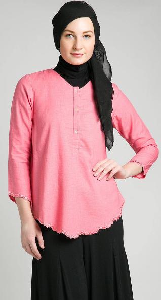 Trend Baju Muslim Desain Terbaru 2015