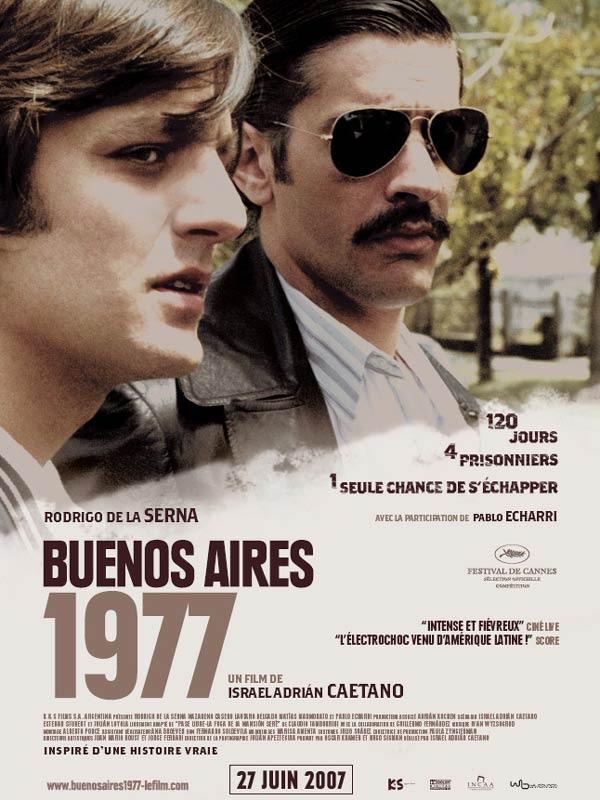 Buenos Aires (Cronica de una Fuga) (2006) แหกขังโหด บัวโนสไอเรส