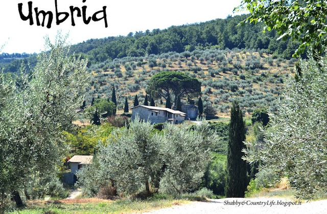 Postcards from Summer-Umbria - shabby&countrylife.blogspot.it