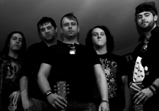 Blackwaters: unsigned hard rock quintet from South Wales, UK played in E112 of the ArenaCast
