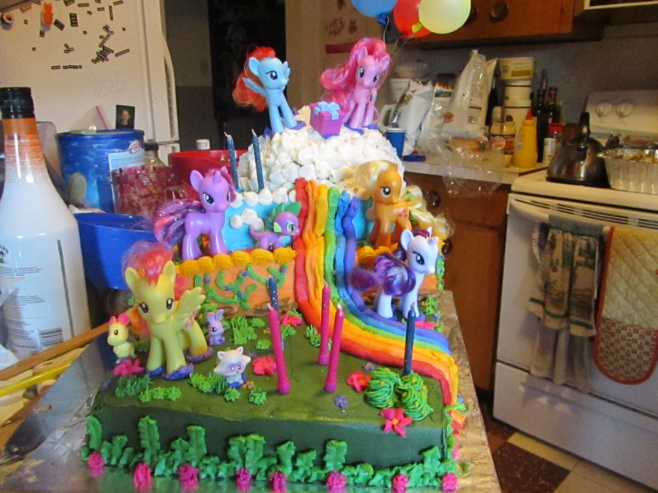 Equestria Daily MLP Stuff Cake Compeition Prepare To Be Hungry
