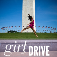 girl with drive