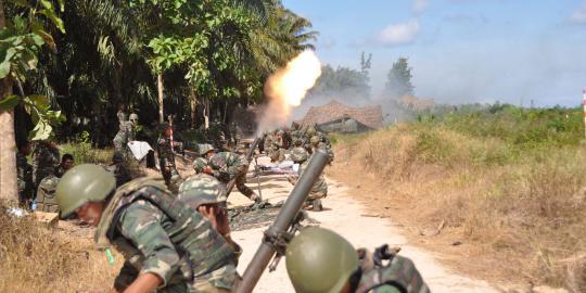 Perang di Malaysia