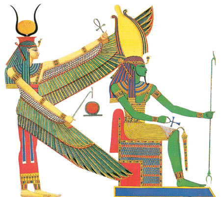 genealogia dios egipcio: