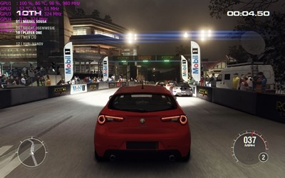 Grid 2 PC Gameplay