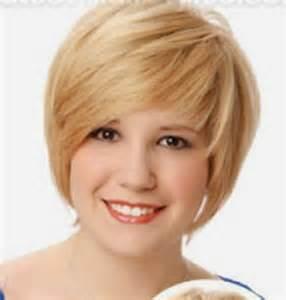 Model Rambut Untuk wanita Gemuk pendek
