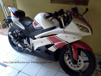 Modif Byson th 2012 Full Fairing Yamaha R6
