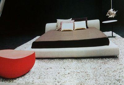 Elegancia purista del dormitorio