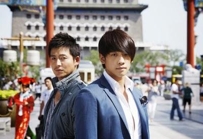 Bi Rain  và Lee Jung Jin sẽ có những cuộc chạm trán nảy lửa.