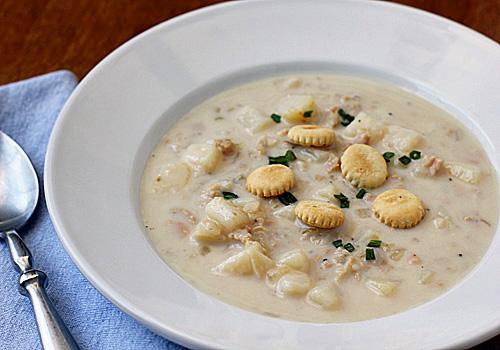 суп, сливочный суп, морепродукты, вкусные супы