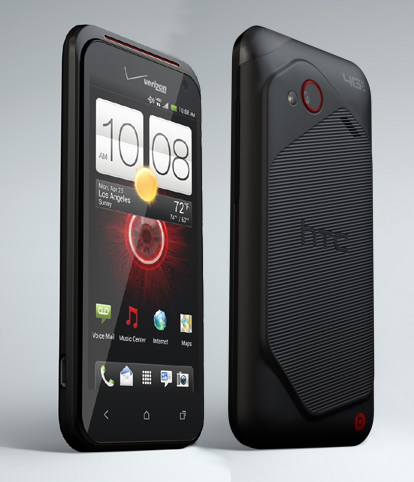 HTC DROID Incredible 4G LTE Spesifikasi dan Harga
