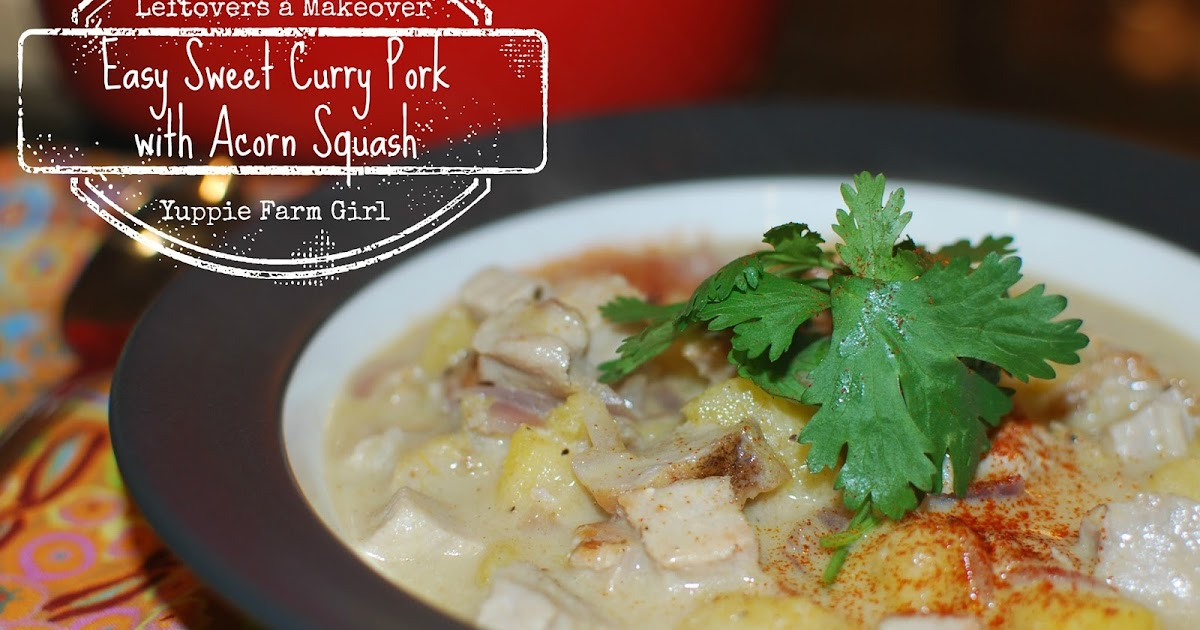 Yuppie Farm Girl: Give Your Leftovers a Makeover: Pork ...