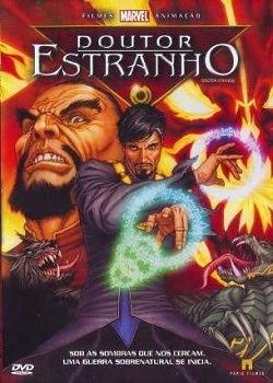 Filme Poster Doutor Estranho DVDRip XviD & RMVB Dublado