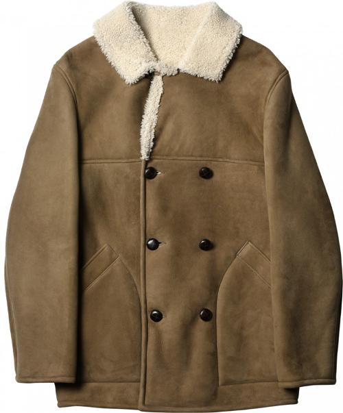 Sheepskin Coat Reborn