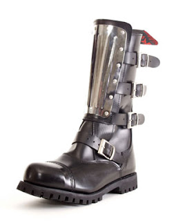 botas siniestro