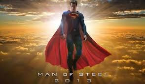 Superman: Man of Steel Movie 2013