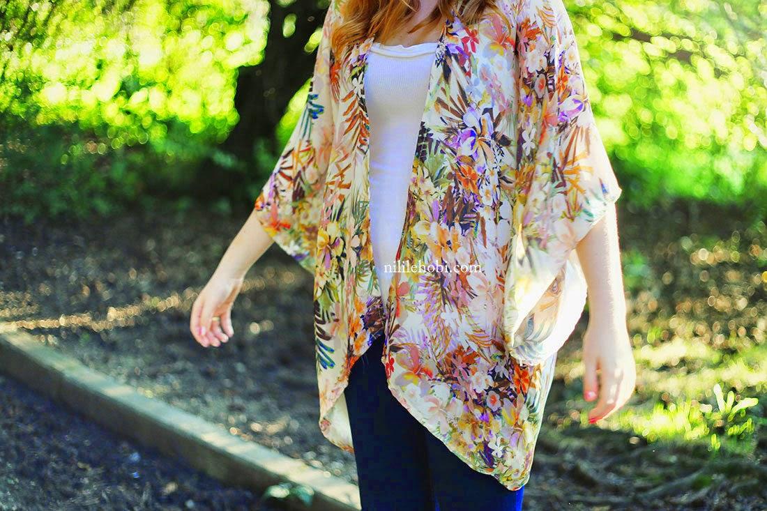 30 Dakikada Evde Kimono Dikimi