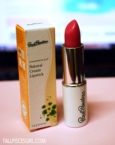 Paul Penders Natural Cream Lipstick
