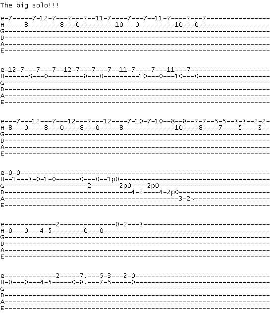Los Lobos - Cancion Del Mariachi Tabs - AZ Chords