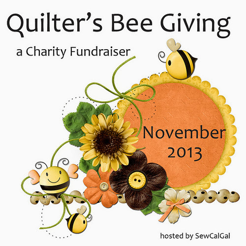 Quilter's Bee Giving