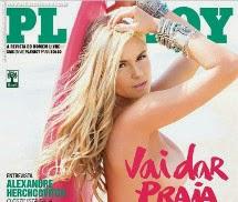 Marcela Pignatari Playboy Brasil Novembro 2014