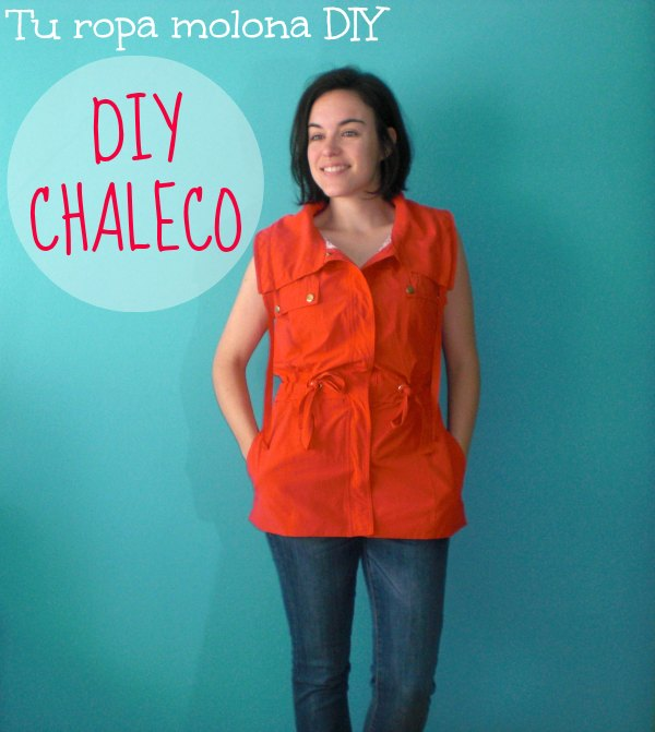DIY CHALECO