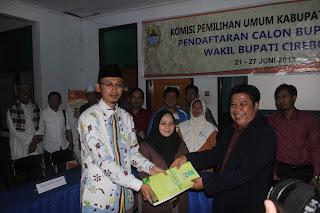 Calon Bupati Cirebon 2013