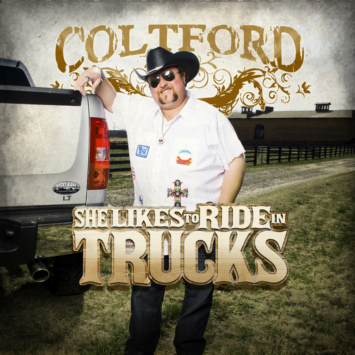 Colt Ford Offering Fans Free Download Of New Single She