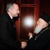 Ο ούγγρος υφυπουργός Θρησκευμάτων στο Φανάρι...